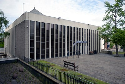 Magistrates' Court.