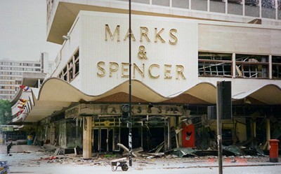 After the 1996 IRA bomb