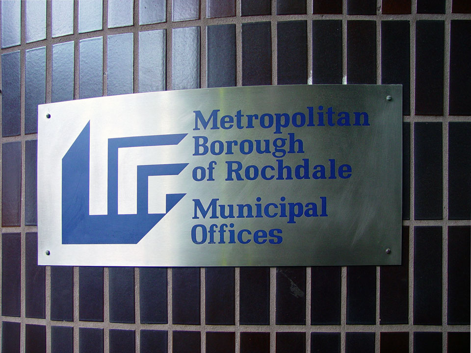 Metropolitan Borough of Rochdale.