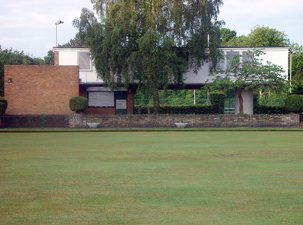 Bowls and Tennis Pavilion